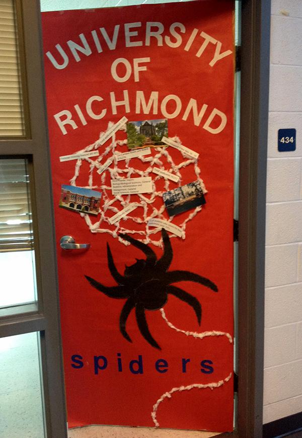 Gallery Hhs Participates In Door Decorating Contest For