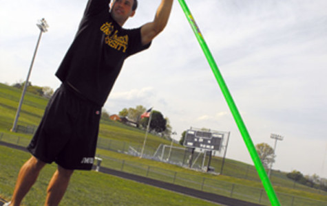 Bierle returns to HHS to coach pole vaulting