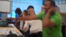 Video: Newsstreak staff rocks out