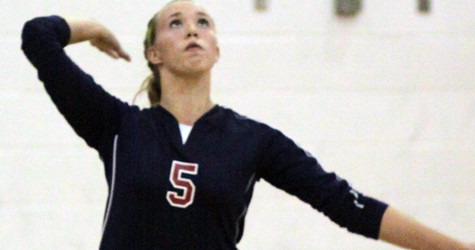 Fort Defiance defeats Girl's Volleyball