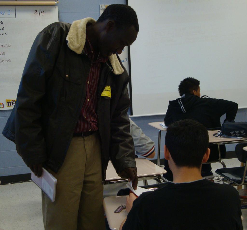 Kisemei+hopes+to+apply+new+technologies+at+his+school+in+Kajiado%2C+Kenya.+Photo+by+Ama+Ansah.