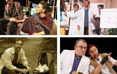 Job Series: Actors take center stage