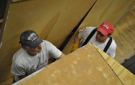 Musical 2012: Set building a community effort