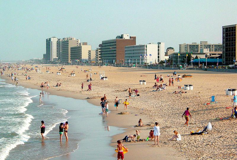 Fun Fact Virginia Beach Is The Largest City In Photo Courtesy Of Wikimedia