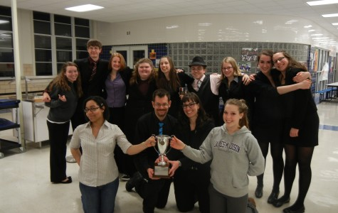Forensics team successful at state tournament
