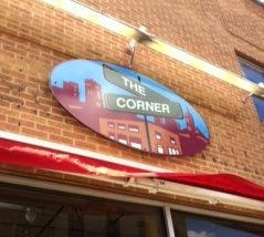The Corner a new additon to downtown Harrisonburg