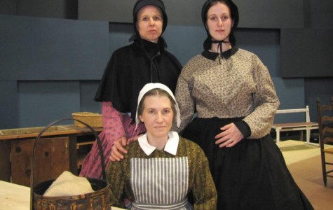 """HHS families and alum involved in community theater production """"Jordan's Stormy Banks"""""""