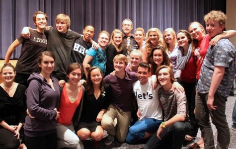 HHS takes first at One Act district competition