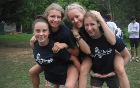 Camp Varsity strengthens running team during summer