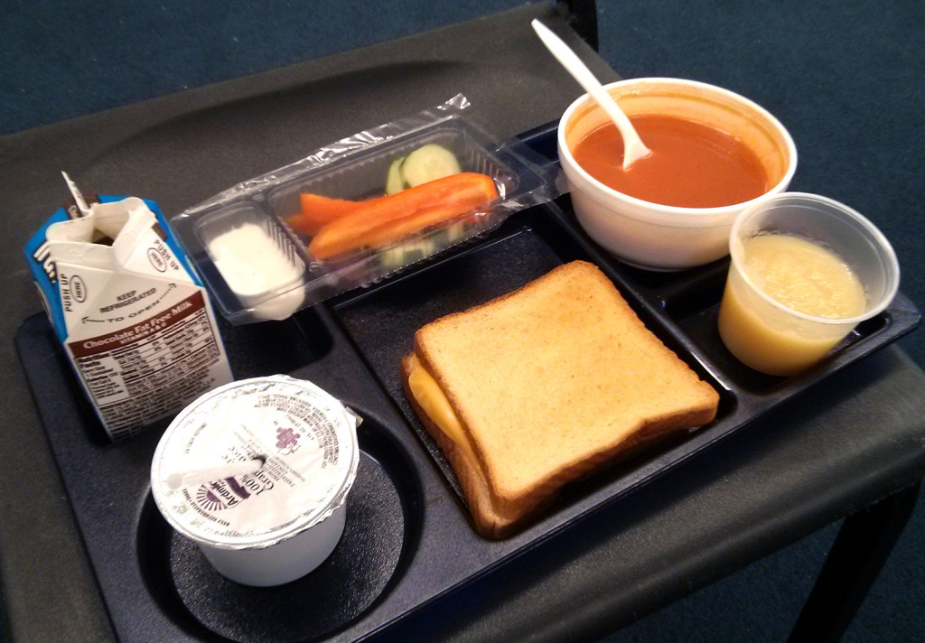 Opinion: Packing your own lunch is a world of freedom