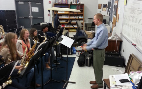 HHS Jazzalopes are a unique addition to the music department