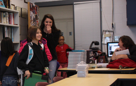 After school journalism workshops introduce newspaper writing to keen middle schoolers