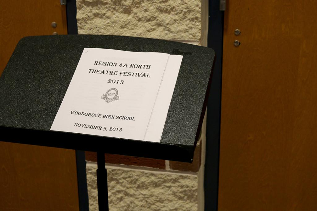HHS one act places second at VHSL regional competition, moving onto