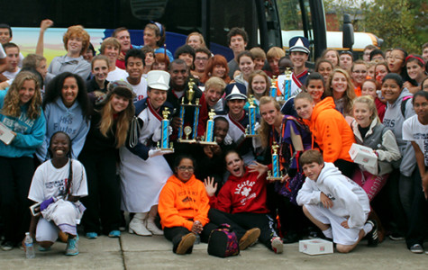 Marching band ends season with strong musical run