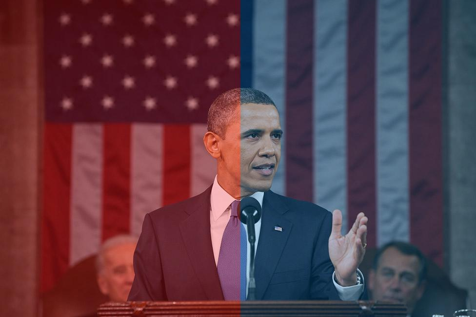 The+SOTU+address+sparked+many+different+reactions+from+each+side.