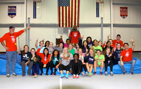 Guest Report: HHS track team seizes Conference 23 victory