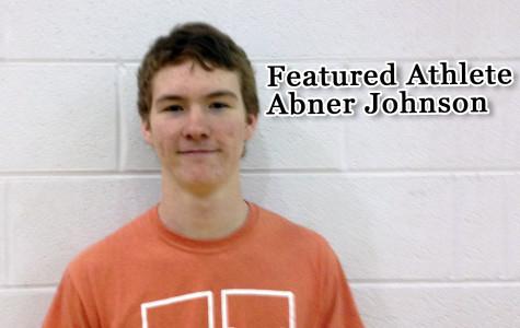 Featured Athlete: Abner Johnson