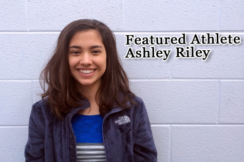 Featured Athlete: Ashley Riley
