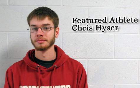 Featured Athlete: Chris Hyser