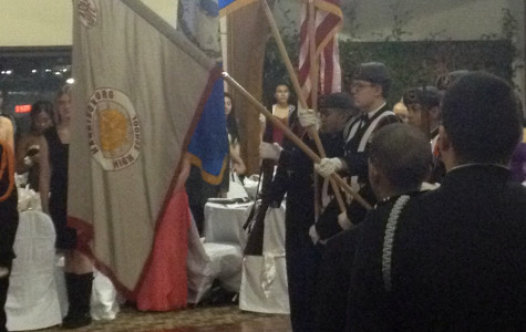 JROTC Ball honors and entertains