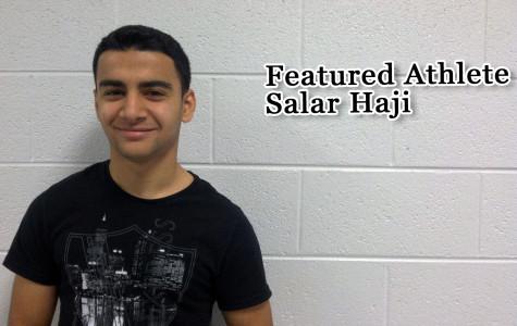 Featured Athlete: Salar Haji