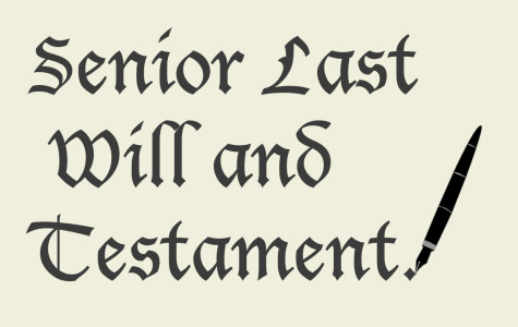 Read the Class of 2014 Senior Wills