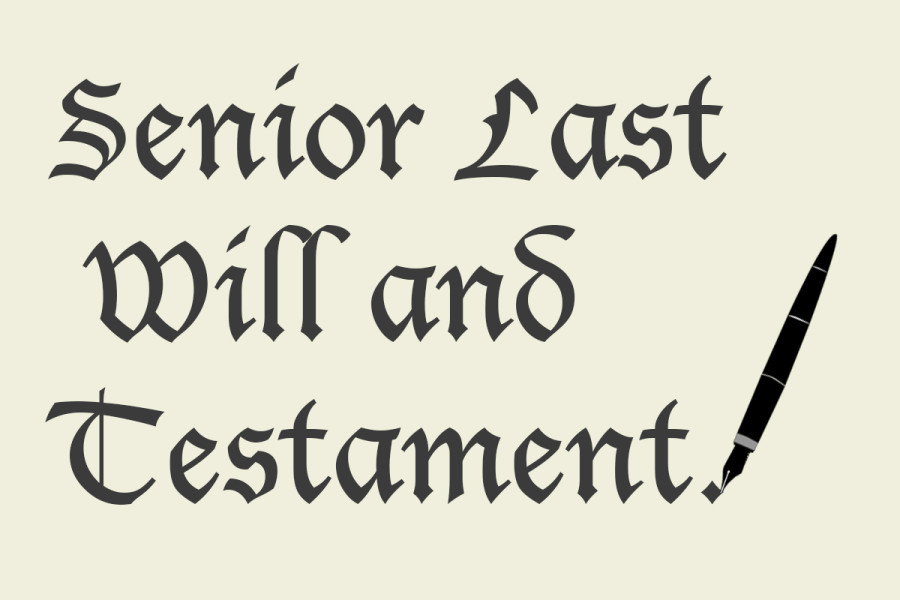 Seniors Fill Out Your Last Will And Testament Hhs Media