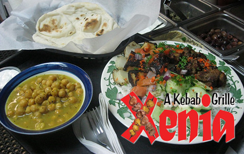 Opinion: After the downfall of Dave's, Xenia Kebab Grille gives Harrisonburg the Mediterranean flavor it needs