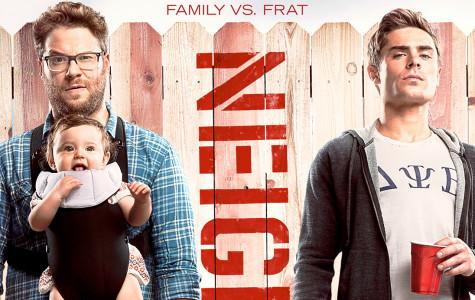 "Review: ""Neighbors"" is funnier than it seems"