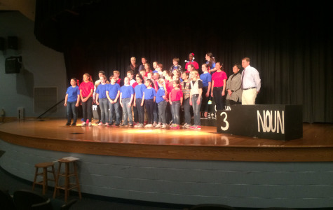 SKMS performs School House Rock