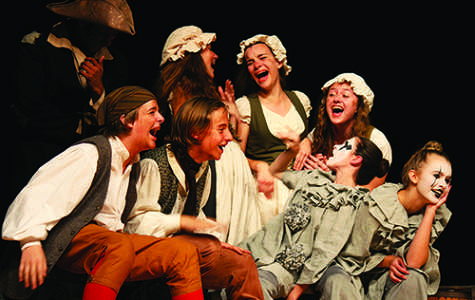 One-act cast wins state competition