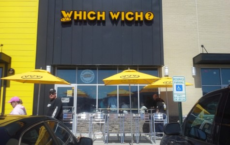 Which Wich finds the perfect spot in the 'Burg
