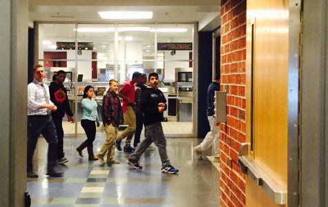 Rising freshman tour HHS