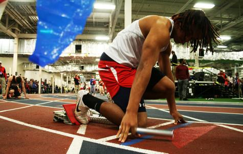 HHS indoor track team competes at state meet