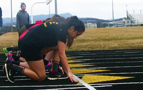 Outdoor track begins season