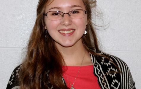 Senior Laura Donegan