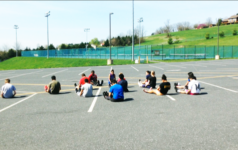 JROTC prepares for last meet of the year