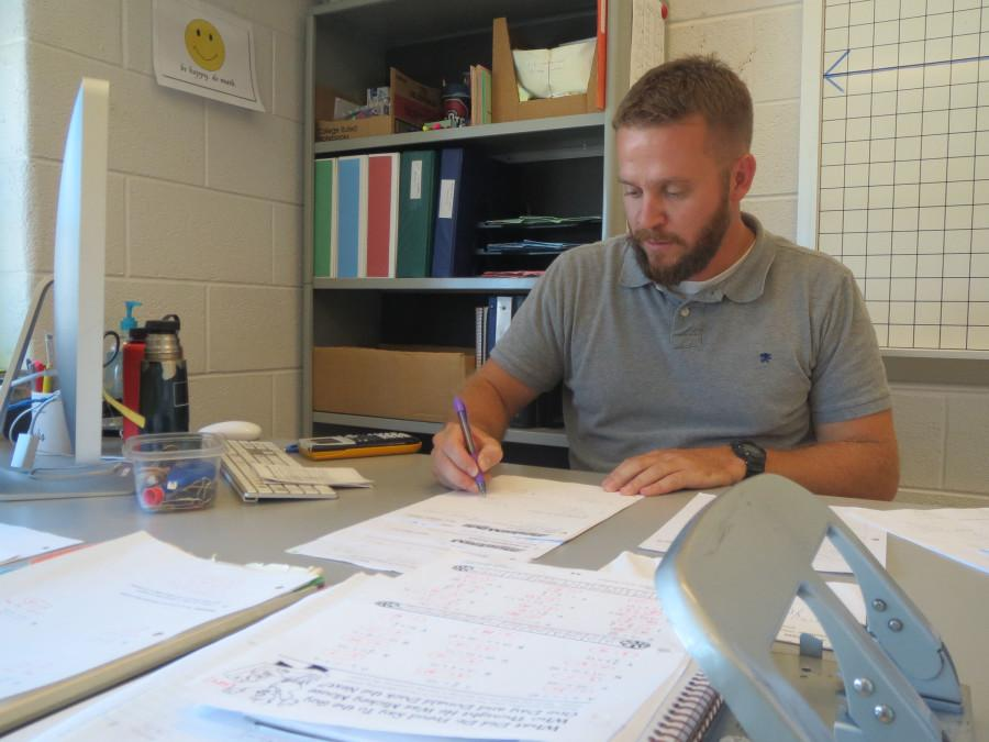 Teachers keep busy even after students leave
