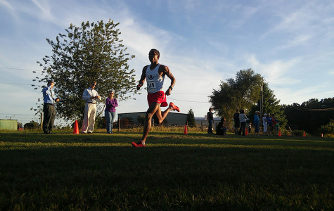 Q/A with coach, winners of cross-country meet