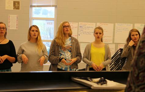 Gallery: Musical rehearsals begin