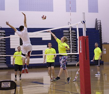DECA to host district boys volleyball tournament