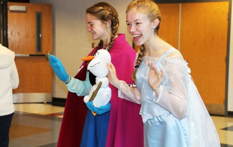 Gallery: Students dress up as Disney characters for Tiny Tots concert