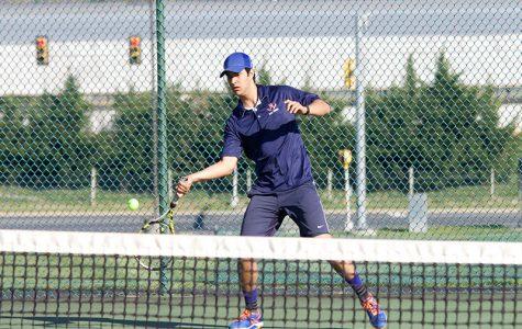 Gallery: Boys tennis vs. Robert E. Lee