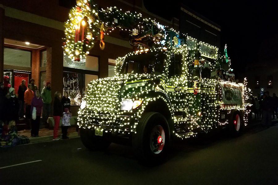 Harrisonburg Holiday Parade – HHS Media