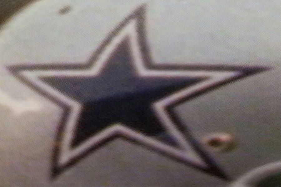 The Dallas Cowboys logo