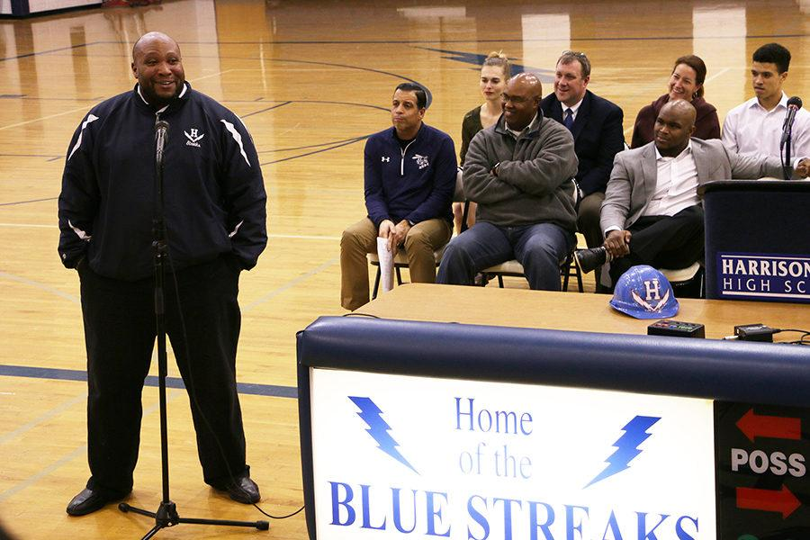 Varsity girls basketball coach Durmont Perry speaks about his relationship with Hargrove and the lessons he learned from him.