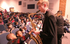 Jazz Ensemble receives superior rating at District Jazz Assessment