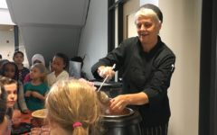 Bowl of Good serves up soup at Bluestone for Farm to School Week