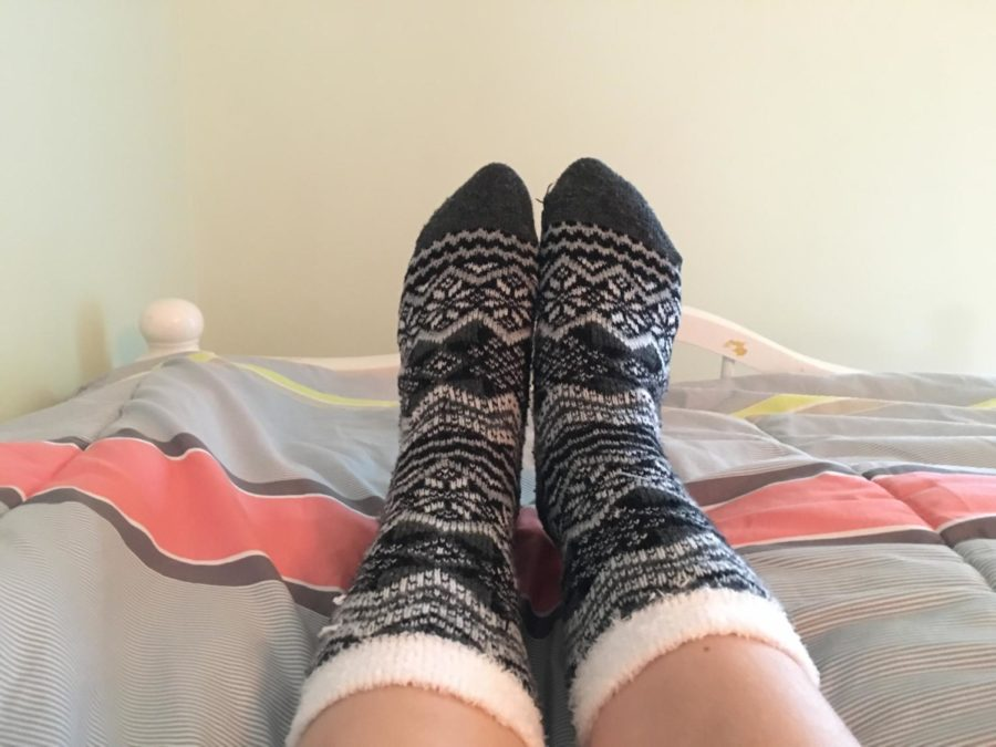 Socks and Sleeping