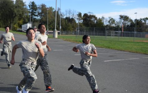 Pineda finds family through JROTC